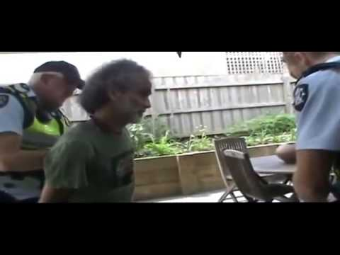 Santos Bonacci Arrested   Full Video of Arrest360P