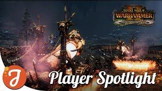 Romulandawg | EVERCHOSEN Player Spotlight | Total War: WARHAMMER II