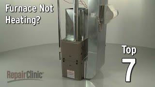 Furnace Not Heating — Furnace Troubleshooting - YouTubeYouTube