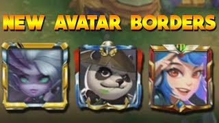 Video Mobile Legends How To Get The New Avatar Borders! download MP3, 3GP, MP4, WEBM, AVI, FLV Desember 2017