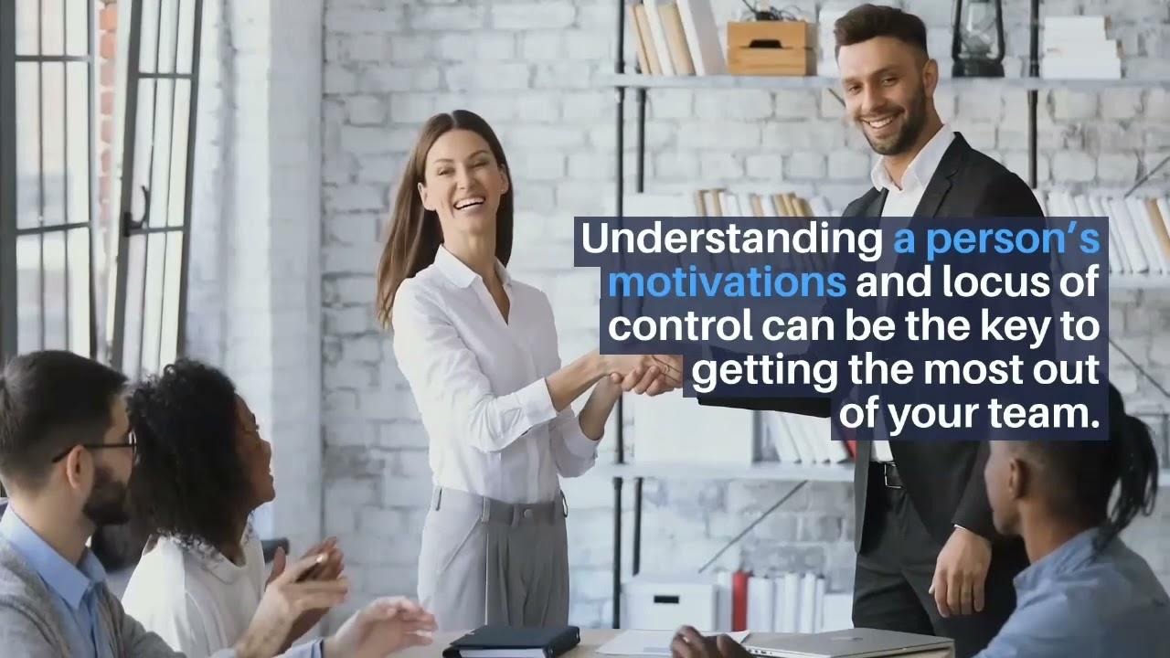 On Leadership: Locus of control in teams