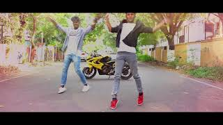 SHADES OF KADHAL DANCE COVER    T H A 3