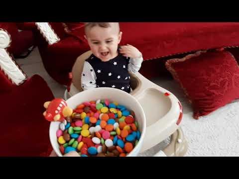 Bonibon çikolatalı şekerler ikinizin birlikte yemelisiniz efe ve yusuf emir!!