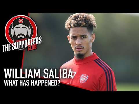 What Has Happened With William Saliba?   The Supporters Club (Ft. Jordan & Lee Judges)