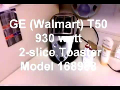 Panasonic Nb G110p Flash Xpress Toaster Oven Vs Ge 2