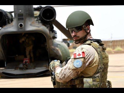 كندا تمدد عمل بعثتها العسكرية في مالي حتى نهاية آبأغسطس  - نشر قبل 5 ساعة