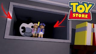 LITTLE CARLY AND LITTLE KELLY DOLLS ARE TRAPPED!! #2 (Minecraft Toystore)