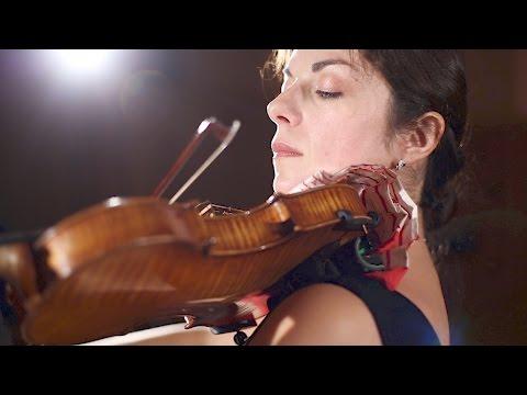 Liana Gourdjia plays Strawinsky