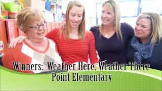 Point Mehlville Oakville Foundation Mini Grant Prize Patrol Weather Here Weather There, Julie Blessi Thumbnail