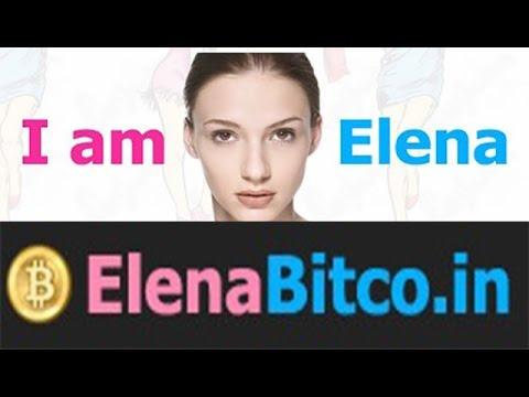 Обзор крана Elena Bitcoin! Посещаем каждый час и получаем 401 сатоши на баланс!