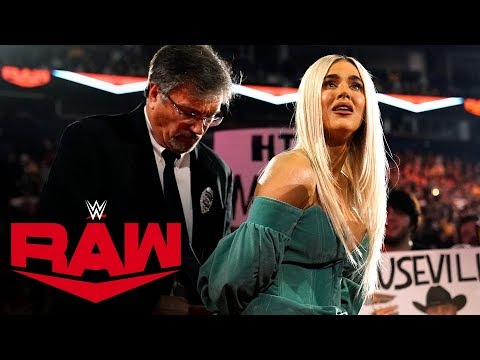 Bobby Lashley and Lana are arrested: Raw, Dec. 2, 2019