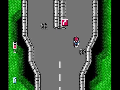 [Dendy/NES] Super Spy Hunter / Battle Formula (Jp) [Полное прохождение / Longplay]
