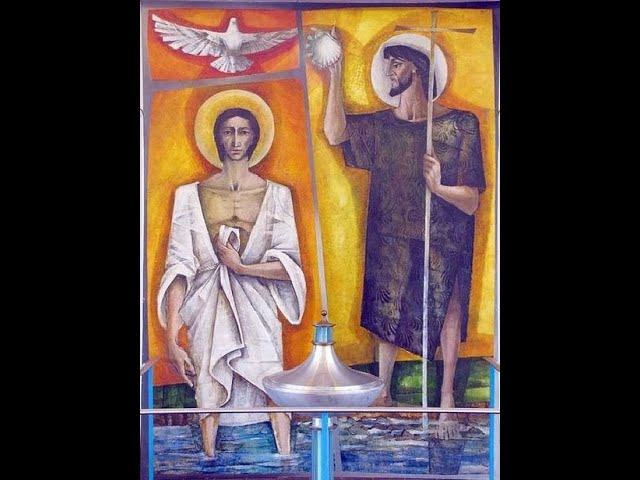 Chaplaincy of Midi-Pyrenees & Aude Service for the Feast of the Baptism of Christ (Epiphany 1)