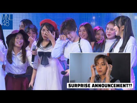 MNL48: Surprising MNL48 Members And Fans During The Handshake Event