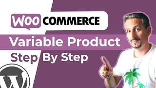How To Add A Variable Product In WooCommerce (Different Prices&Images)(, 2018-09-24T09:32:04.000Z)