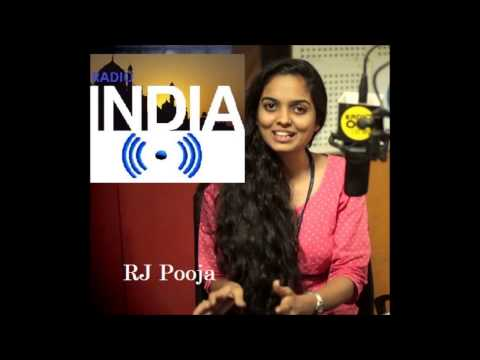 RJ Pooja Show One-Ahmedabad-Radio India 06-08-15