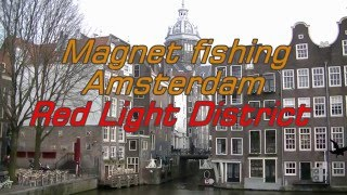 Magnet fishing 48  (magneetvissen) Amsterdam