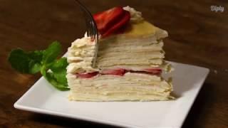 Crepe Cake | Delicious