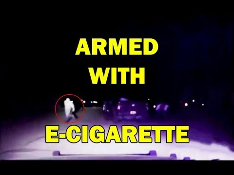 Armed With E-Cigarette, Deadly Outcome On Video - LEO Round Table episode 462