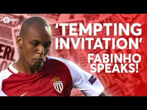 Fabinho's 'TEMPTING INVITATION' Tomorrow's Manchester United Transfer News Today! #18