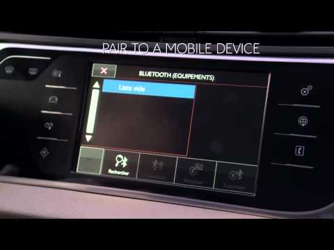 "Citroen C4 Picasso 7"" and 12"" touch Screens"