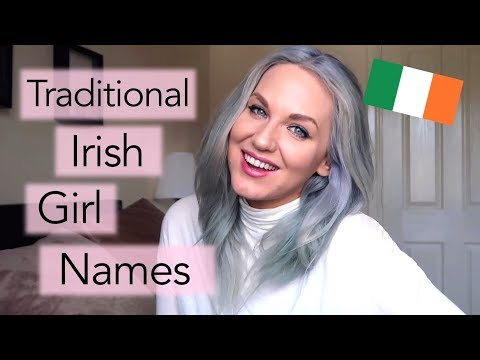 Irish Baby Girl Names With Pronunciation