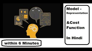 Model Representation and Cost function in machine learning|hindi|Ml-#03l