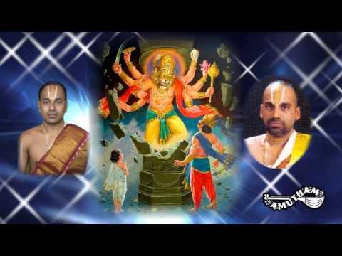 Kamasikasthakam  - Desika Stotram - Maaloala kannan & N S Ranaganathan