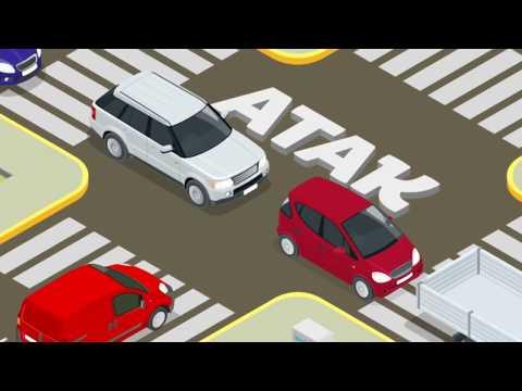 İBB İSBAK Adaptif Trafik Yönetim Sistemi / ATAK Animasyon Filmi