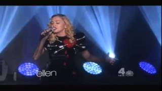 MADONNA   Joan Of Arc Live @ The Ellen DeGeneres Show 18.3.15