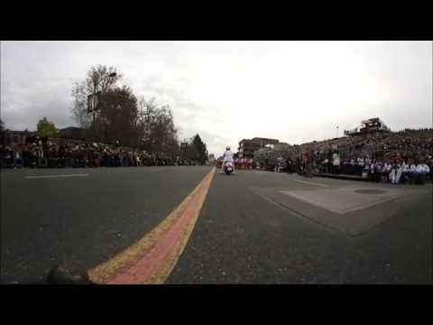 2017 Rose Parade Theme Banner & Opening Show (360 Video)
