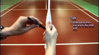 Video Badminton Beginners Lesson #2   Forehand & backhand grip download MP3, 3GP, MP4, WEBM, AVI, FLV Juni 2018