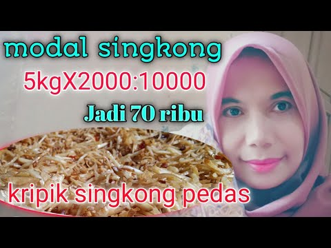 KERIPIK SINGKONG from YouTube · Duration:  9 minutes 37 seconds