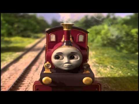 Thomas and The Magic Railroad  The Chase