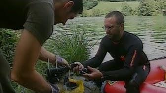 Handgranaten im Rotsee