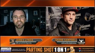 UFC veteran Shane Campbell talks Unified MMA Title Defense Dec. 15