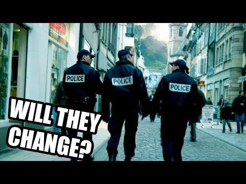TOP 5 WAYS PEOPLE CHANGE AS A COP!!