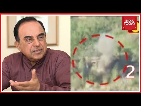 Dr Subramanian Swamy Speaks On Indian Army Strikes On Pak Posts