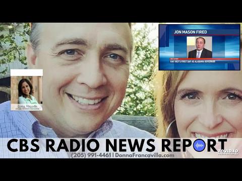 Donna Francavilla - CBS Radio News Reporter - Who is Jon Mason, Montgomery Alabama