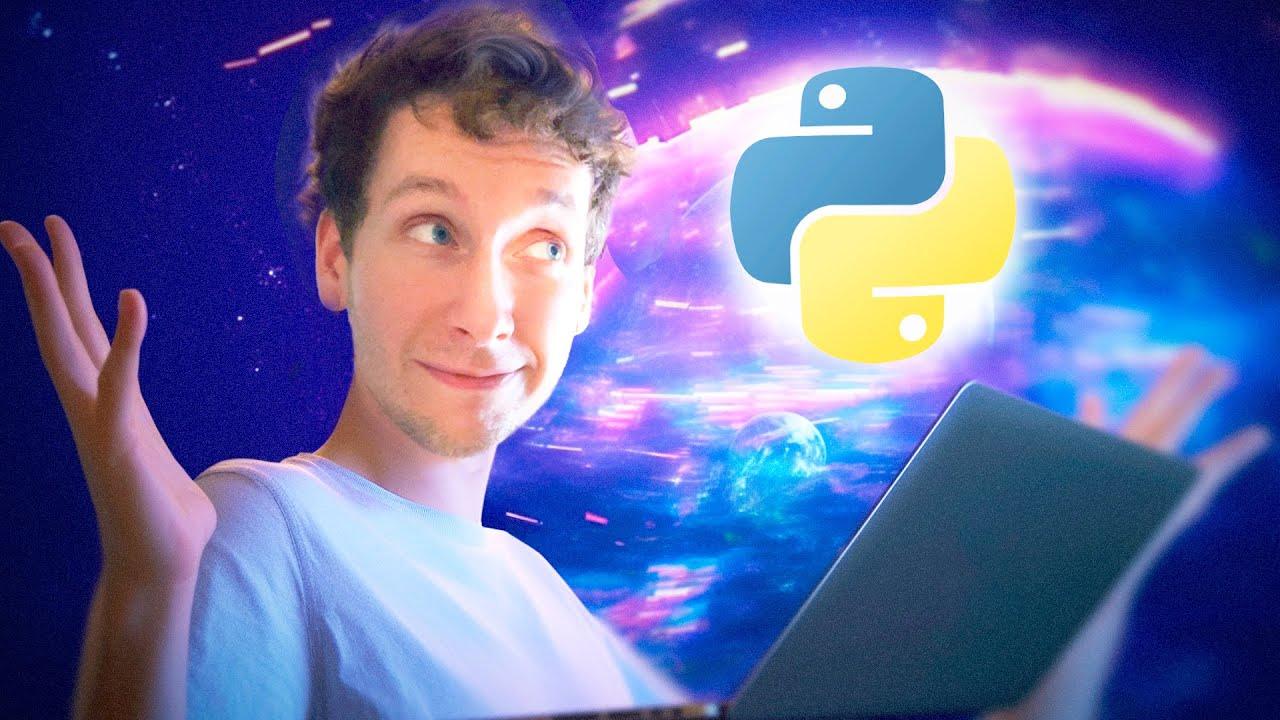 Download PYTHON : FORMATION COMPLÈTE DE 7H [2021]