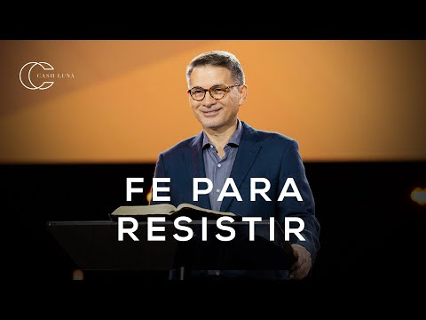 Pastor Cash Luna - Fe para resistir   Casa de Dios