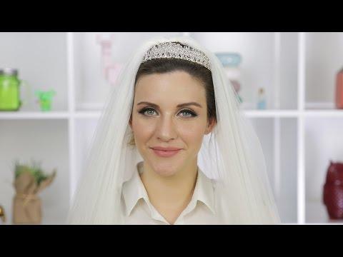 Gelin Makyajı - Saray Konsepti