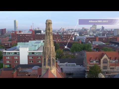 Alliance Manchester Business School Memories