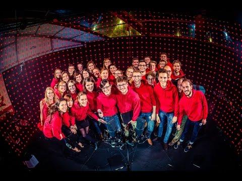 Ghent University Choir Live at Q music
