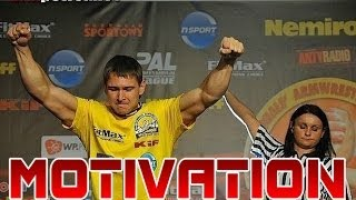 ARMWRESTLING MOTIVATION