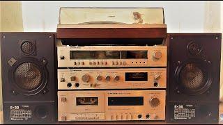 Radiotehnika 101-stereo + ЯУЗА 220 СТЕРЕО - шолу, диагностика, алдын алу!