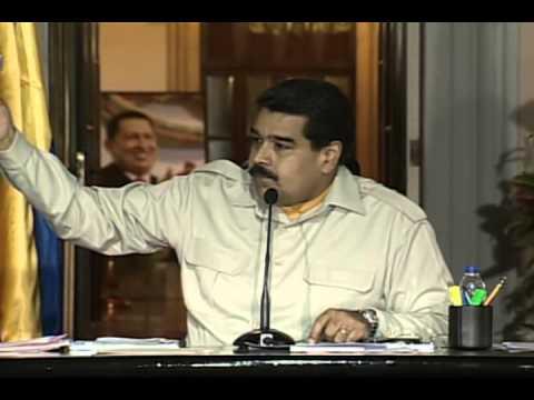 Trabajadores de PDVSA y del Metro los paralizarán si llega a haber un golpe contra Nicolás Maduro