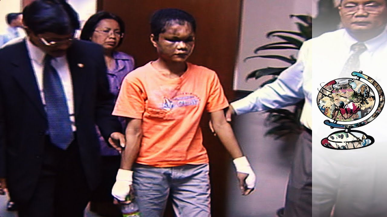 Abuses over maids in malaysia