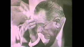 Our President (LBJ 1964 Presidential campaign commercial) VTR 4568-6