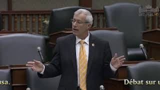 Fedeli deconstructs Bill 177 (3 of 3) Nov. 22, 2017